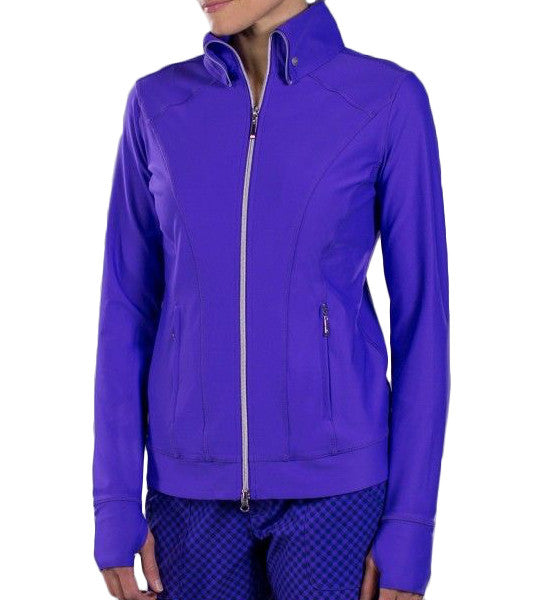 JoFit Dynamic Jacket - New Violet