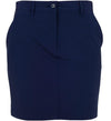 J.Lindeberg Women's Allie Micro Stretch Skort - Navy/Purple