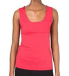 J.Lindeberg Women's Callie Tech Polyamide Top - Coral