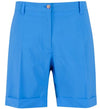 J.Lindeberg Women's Klara Micro Stretch Shorts - Light Blue