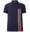 J.Lindeberg Marw ­Regular Tech Mesh Jerseys - Navy