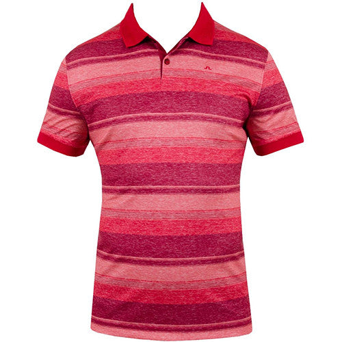 J.L Mason Slim TX Jersey - Red Intense