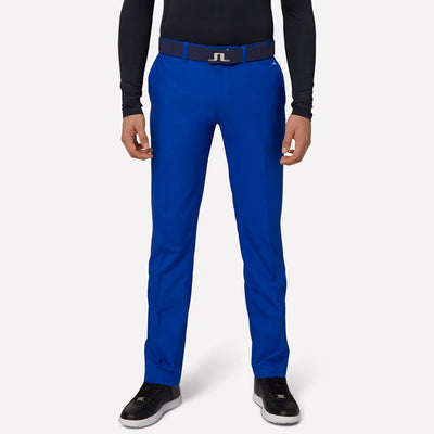 J.LINDEBERG Mens - ELOF REG FIT PANTS - STRONG BLUE
