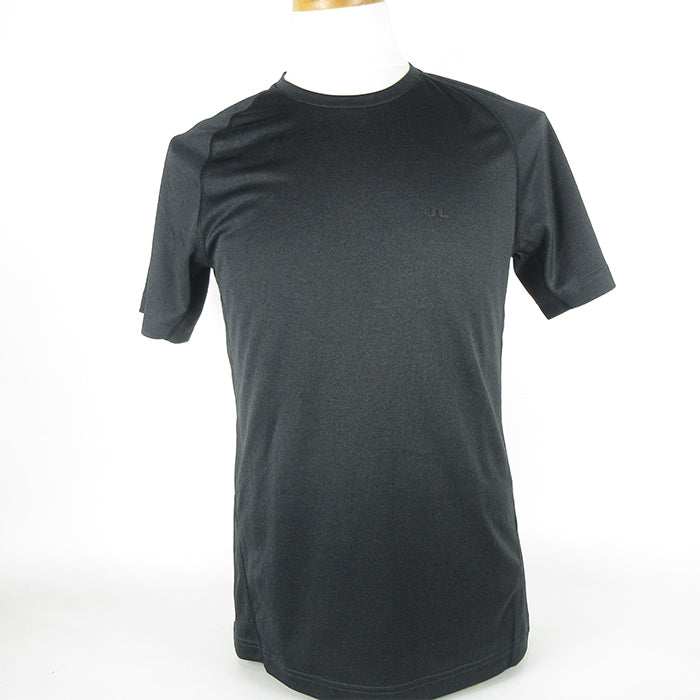 JL Active T Shirt Elements Jersey - Black Melange