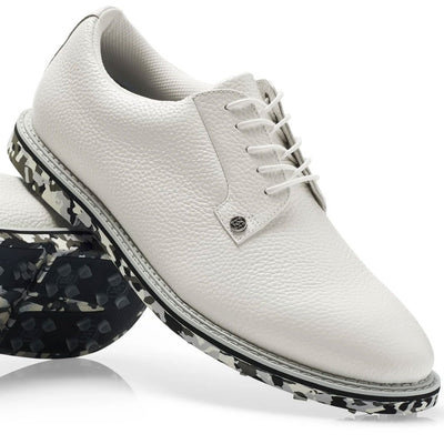 G/FORE MEN'S LIMITED EDITION CAMO COLLECTION GALLIVANTER GOLF SHOE - SNOW/CHARCOAL