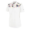Galvin Green Womens MADDIE VENTIL8™ PLUS Polo - White