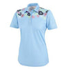 Galvin Green Womens MADDIE VENTIL8™ PLUS Polo - Baltic Sea