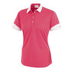 Galvin Green Womens MALOU VENTIL8™ PLUS Polo - Azalea