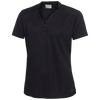 Galvin Green Womens MARIAN VENTIL8™ PLUS Polo - BLACK
