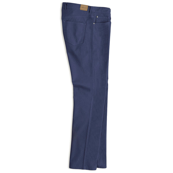 Peter Millar - Mens Crown Vintage Canvas Pant - NAVY -SZ 34/32