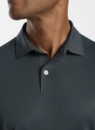 Peter Millar Mens Reeves Performance Polo - NAVY