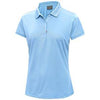 Galvin Green Womens MIREYA VENTIL8™ PLUS Polo - Baltic Sea