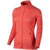 Nike Women's Dry Golf Jacket - MAX ORANGE/WHITE