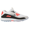 Nike Men's Air Zoom 90 IT Golf Shoes - WHITE/COOL GREY/NEUTRAL GREY/BLACK