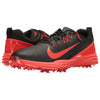 Nike Men's Lunar Command 2 Golf Shoes - BLACK/MAX ORANGE