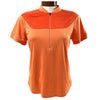 Galvin Green Womens MARLENE VENTIL8™ PLUS Shirt - Nectarine Sunset