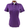Galvin Green Womens MARIAH VENTIL8™ PLUS Polo - Purple