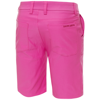Galvin Green Mens PAOLO SHORTS - MAGENTA