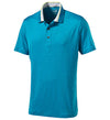 Puma Mens -  SS Tailored Tipped Golf Polo Shirt
