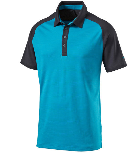Puma Tailored Saddle Golf Polo Shirt