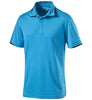 Puma Mens - Tailored Snap Golf Polo Shirt
