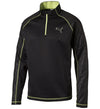 Puma Mens - Ice Stripe 1/4 Zip Golf Popover