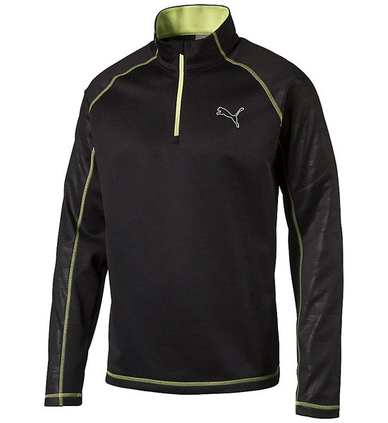 Puma Ice Stripe 1/4 Zip Golf Popover
