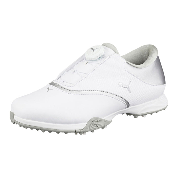 243785cd7f3475 Puma- Women s Blaze DISC Golf Shoes - White White - Golf Anything Canada