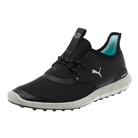 Puma- Women's Ignite Spikeless Sport Golf Shoes  - Black