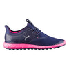 Puma- Women's  Ignite Spikeless Sport Golf Shoes - Peacoat / Pink