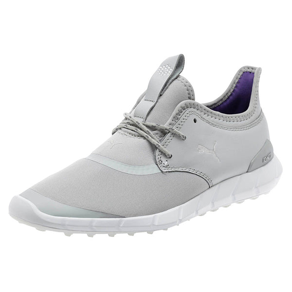 Puma- Women's  Ignite Spikeless Sport Golf Shoes - Grey