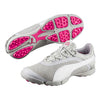 Puma- Women's  SunnyLite V2 Mesh Golf Shoes - Grey / Violet