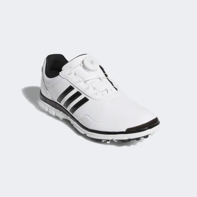 ADISTAR WOMENS LITE BOA SHOES - WHITE/BLACK