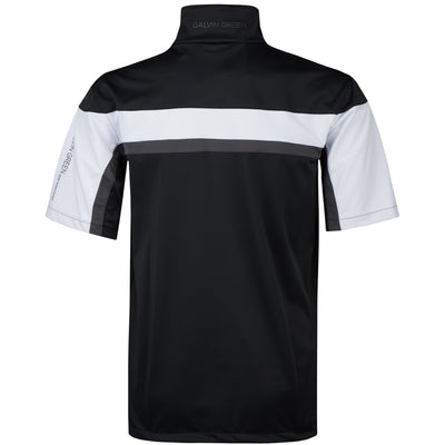 Galvin Green Mens Bay Gore Windstopper - BLACK / WHITE