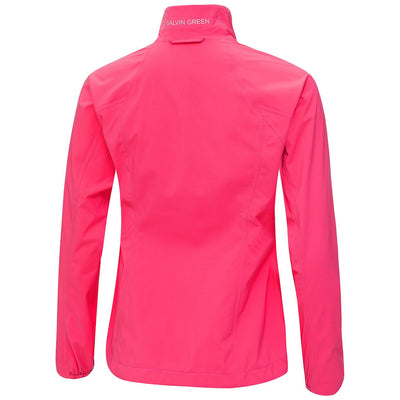 Galvin Green Womens ADELE GORE-TEX Paclite® Waterproof Jacket - PINK