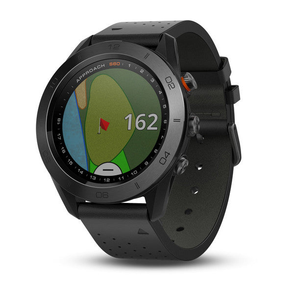 Garmin Approach® S60 Watch - Premium Black