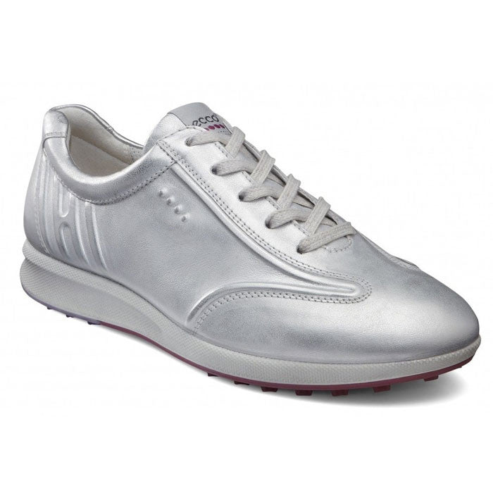 ECCO Women's - Street EVO One Sport Golf Shoes - White Universe