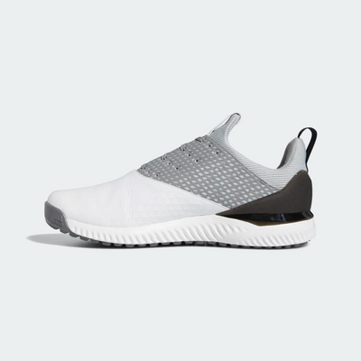 ADIDAS MEN'S ADICROSS BOUNCE 2.0 SHOES - CLOUD WHITE