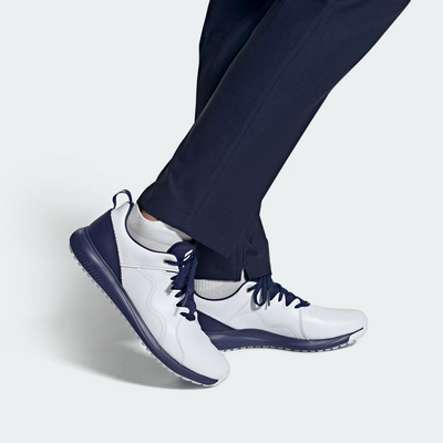 ADIDAS MEN'S ADICROSS PPF SHOES - DARK BLUE