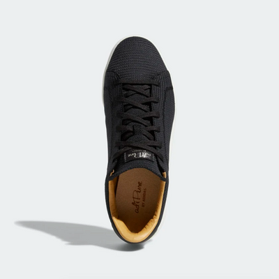 ADIDAS MEN'S ADIPURE SP KNIT SHOES - CORE BLACK