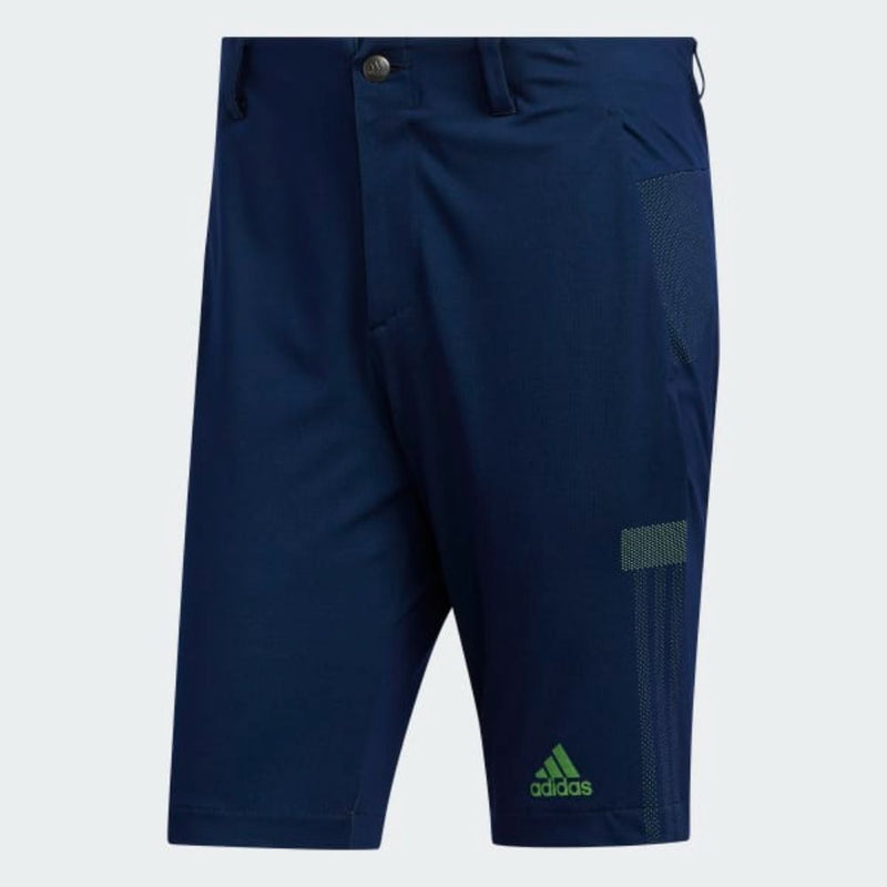 adidas Men's SPORT WARP KNIT SHORTS - Collegiate Navy