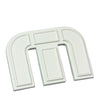 Icon Buckle - Matte White