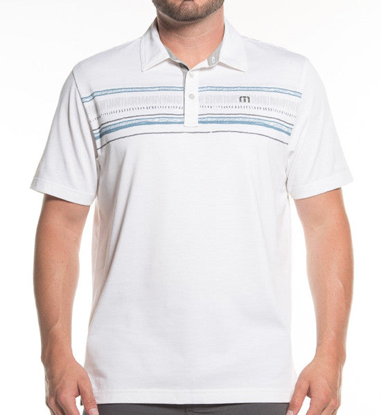 Fakie Polo - White