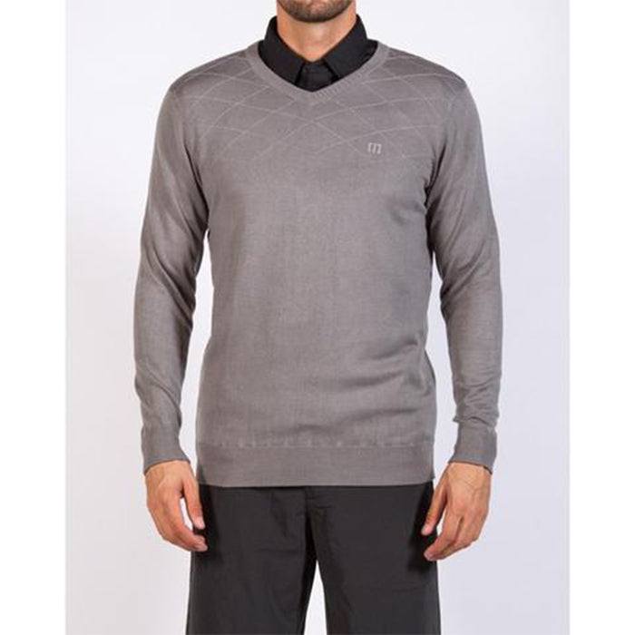 Travis Mathew - Stone Sweater - Quite Shade
