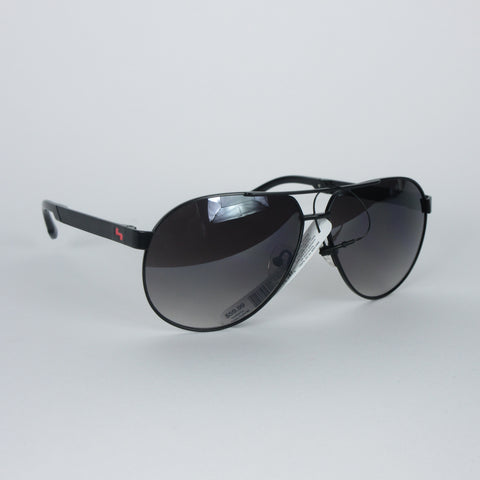 Sundog Uptown Sunglasses - Matt Black / Grad. Smoke