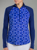 JoFit Long Sleeve Mock - Multi Dot