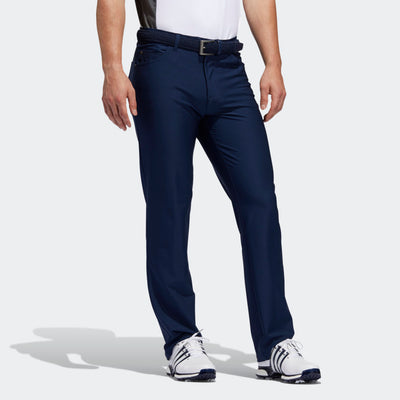 Adidas Men's ULTIMATE365 5-Pocket Pants - COLLEGIATE NAVY
