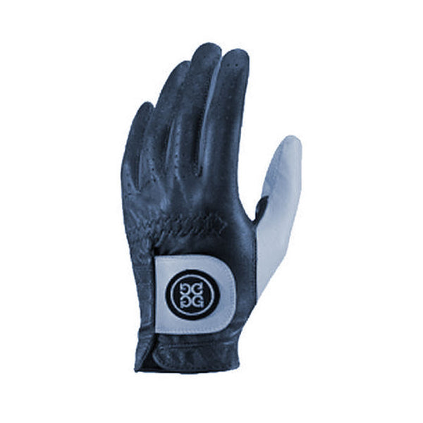 G-Fore Blocked Midnight Carbretta Leather Glove WOMENS
