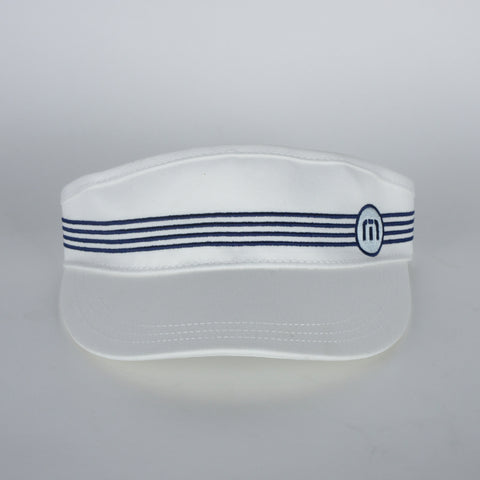 Travis Mathew - VARNER VISOR - White