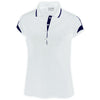 Galvin Green Womens Mandy VENTIL8™ PLUS Polo - WHITE